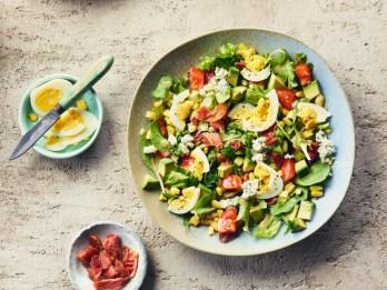 Salad Cobb (Landscape)