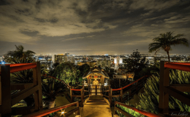 Photography Provided By: Yamashiro Restaurant, By Eric Lethrop