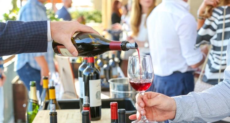 wine tasting newport beach