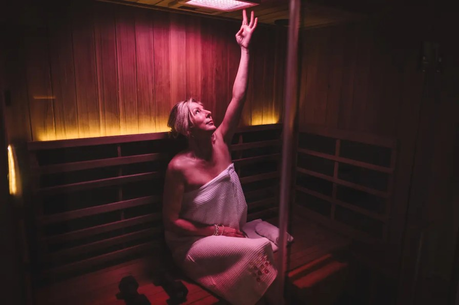 Photography Provided By: Perspire Sauna Studio