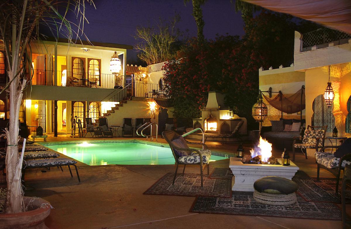 Desert Hot Springs spas