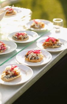 Ritz Carlton_Culinary Cookout Series -Tapas