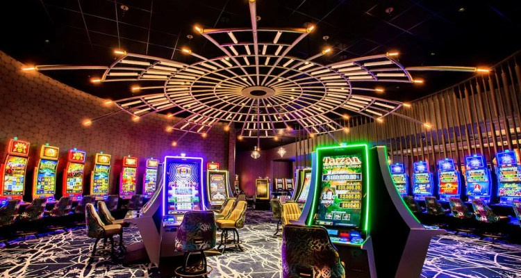 Step Into The Vault: San Manuel Casino's New High-Limit Gambling Room