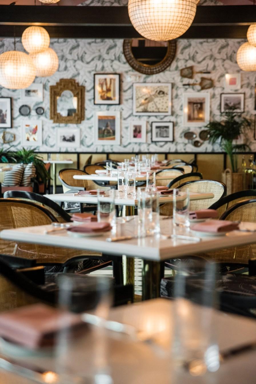 Prettiest California Restaurants