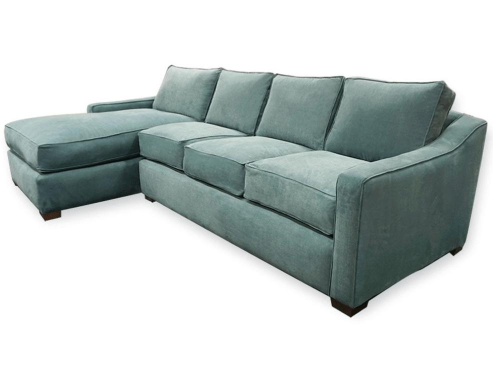 Daisy Organic Natural Sectional Sofa Bed