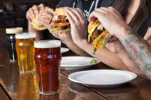Rock and Brews burgers-and-beers
