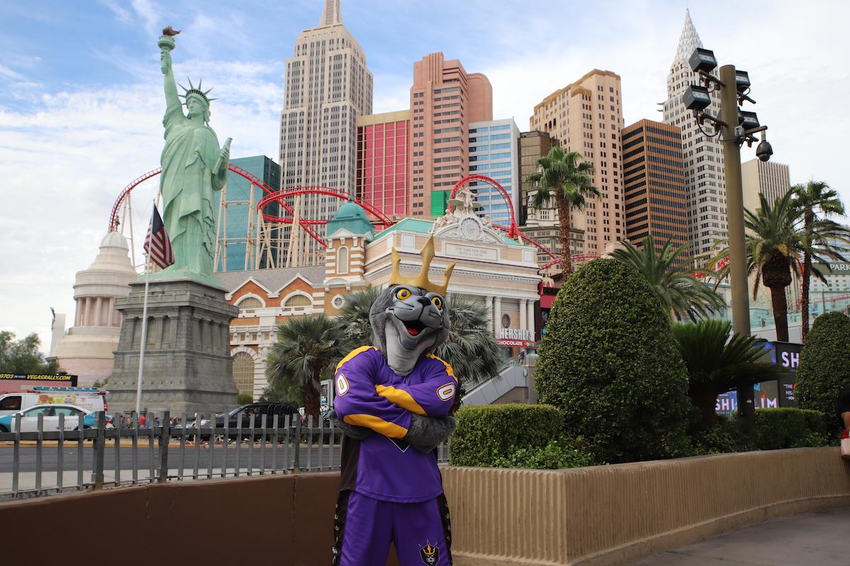 San Diego Seals_Salty in Vegas