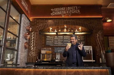 George Lopez Brewing