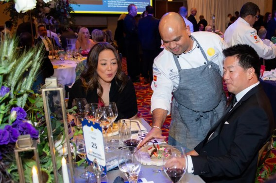 After opening high-level resorts with multiple restaurants around the world, incoming JW Marriott Anaheim Resort Executive Chef Amol Agarwal still worked weeks to put his menu together for his guests.