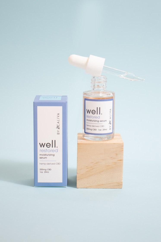 National Wellness Month_Well Restored Moisturizing Serum