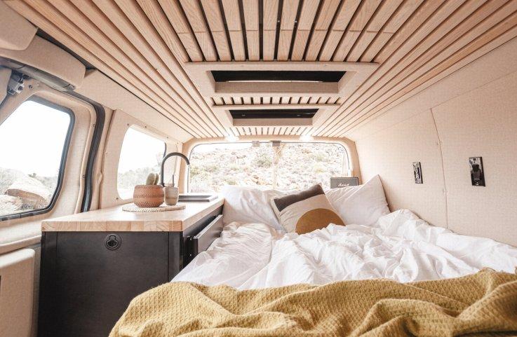 Camper Van Rentals LA