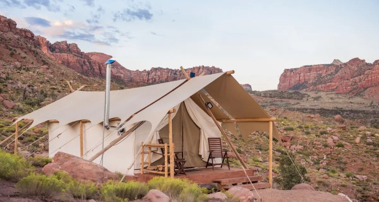 National Parks Glamping