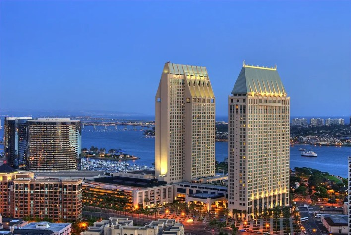 Photography Provided By: Manchester Grand Hyatt San Diego