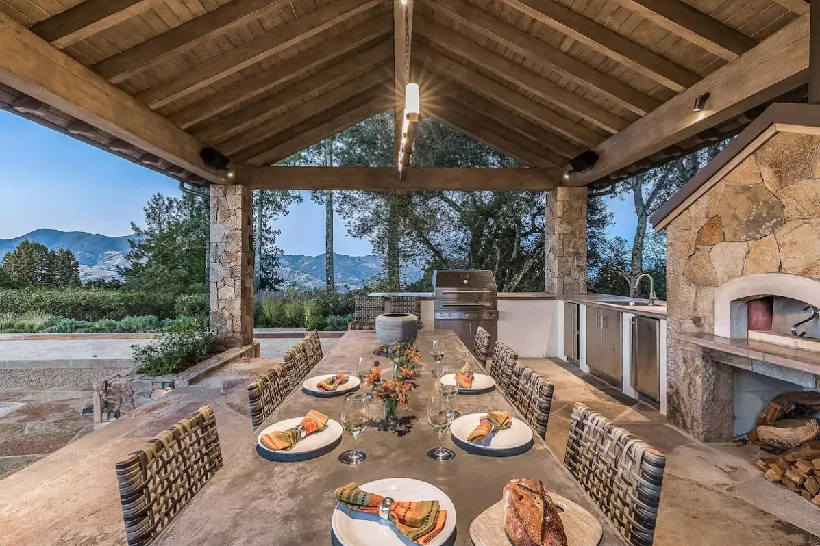 Airbnb Calistoga 3