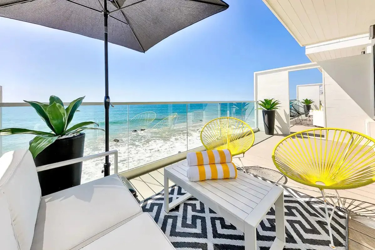 Airbnb Malibu 1