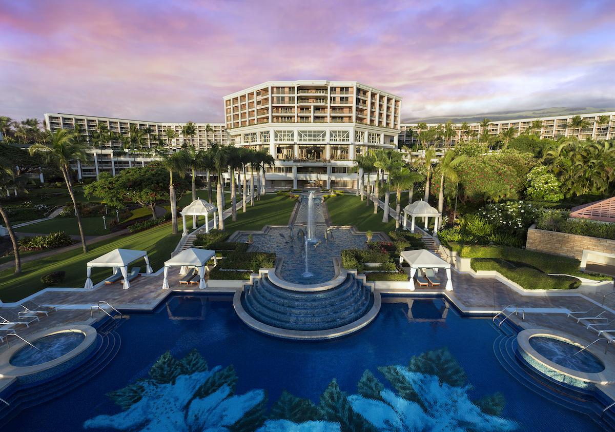 Photography Provided By: Grand Wailea Maui, A Waldorf Astoria Resort