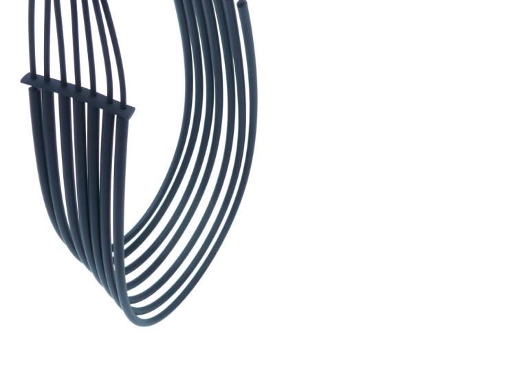 Zense black rubber_250