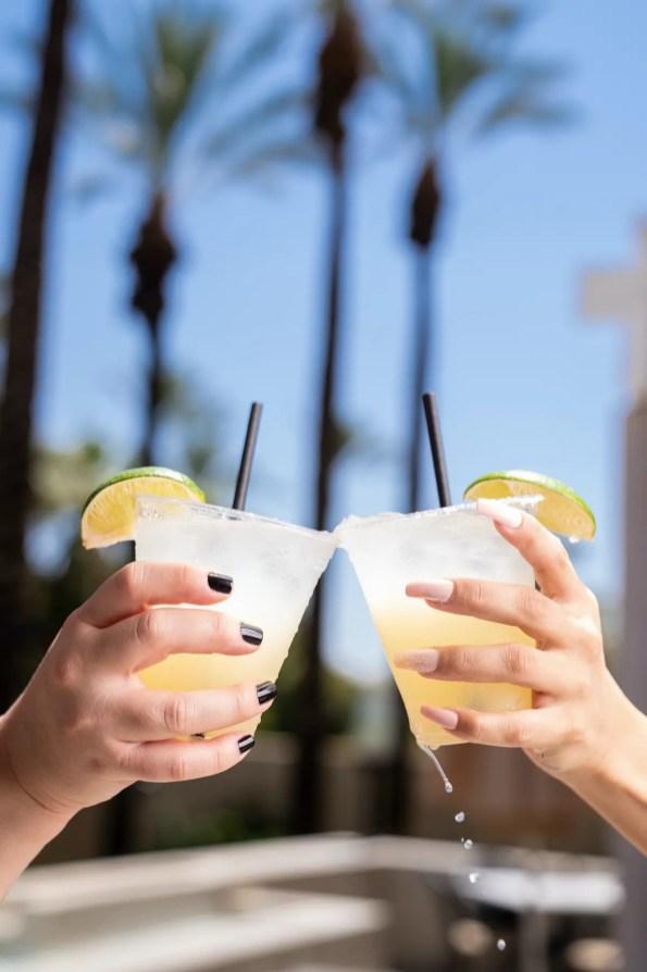 Best Poolside Cocktails SoCal