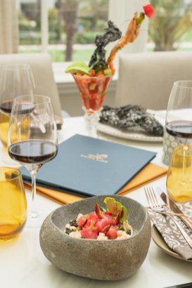 Park-Hyatt-Aviara-Tuna-Ceviche-Baja-Seafood-Cocktail