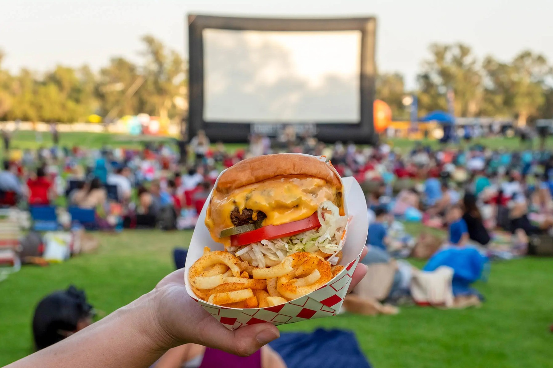 Photography Provided By: ET, Street Food Cinema