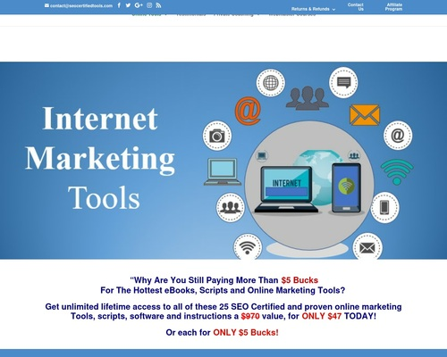 Online Marketing Tools – Search Engine Optimization Tools