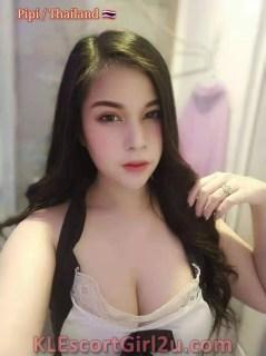 Kl Escort - Big Boob Fair Skin Thailand - Pipi