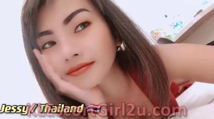 Pudu Ulu Escort - Sexy Lips - Thai - Jessy
