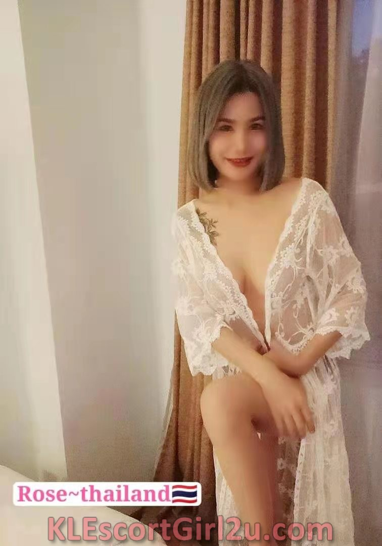 Kl Escort - Thai BBBJ Queen - Rose