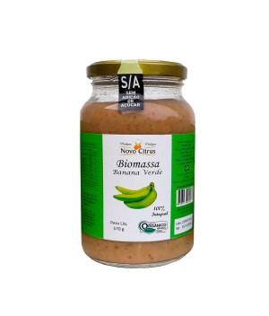Biomassa de Banana Orgânica