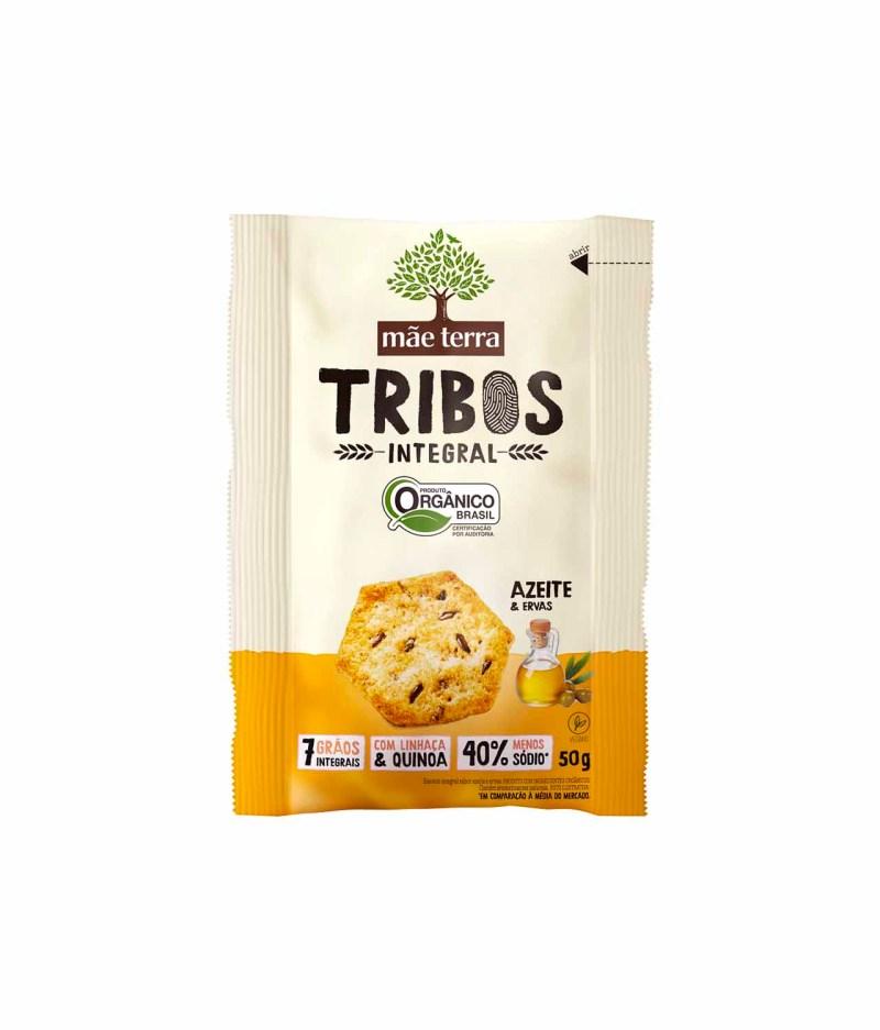 Biscoito Tribos Azeite Orgânico
