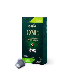 Café Original em Cápsulas Orgânico