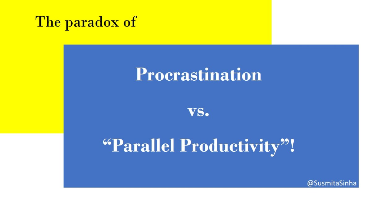 Procrastination or ... Parallel Productivity?