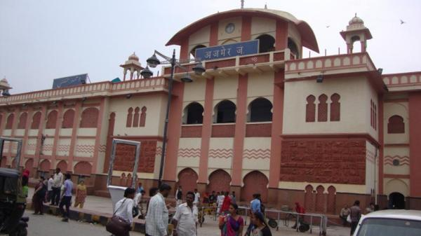 ajmer railway station review