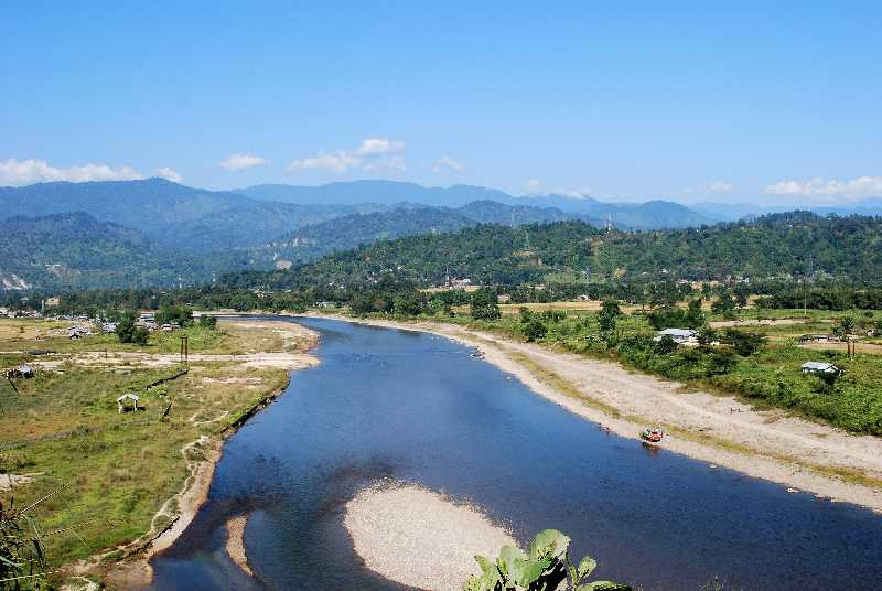Yupia, Arunachal Pradesh, India - 71.42%