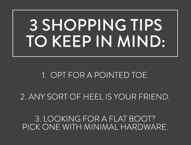 fashion under 5 article 1 shoe tips Style Advice for Shorter Women