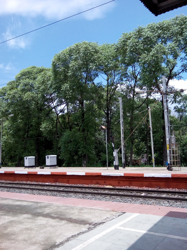 parasnath railway station