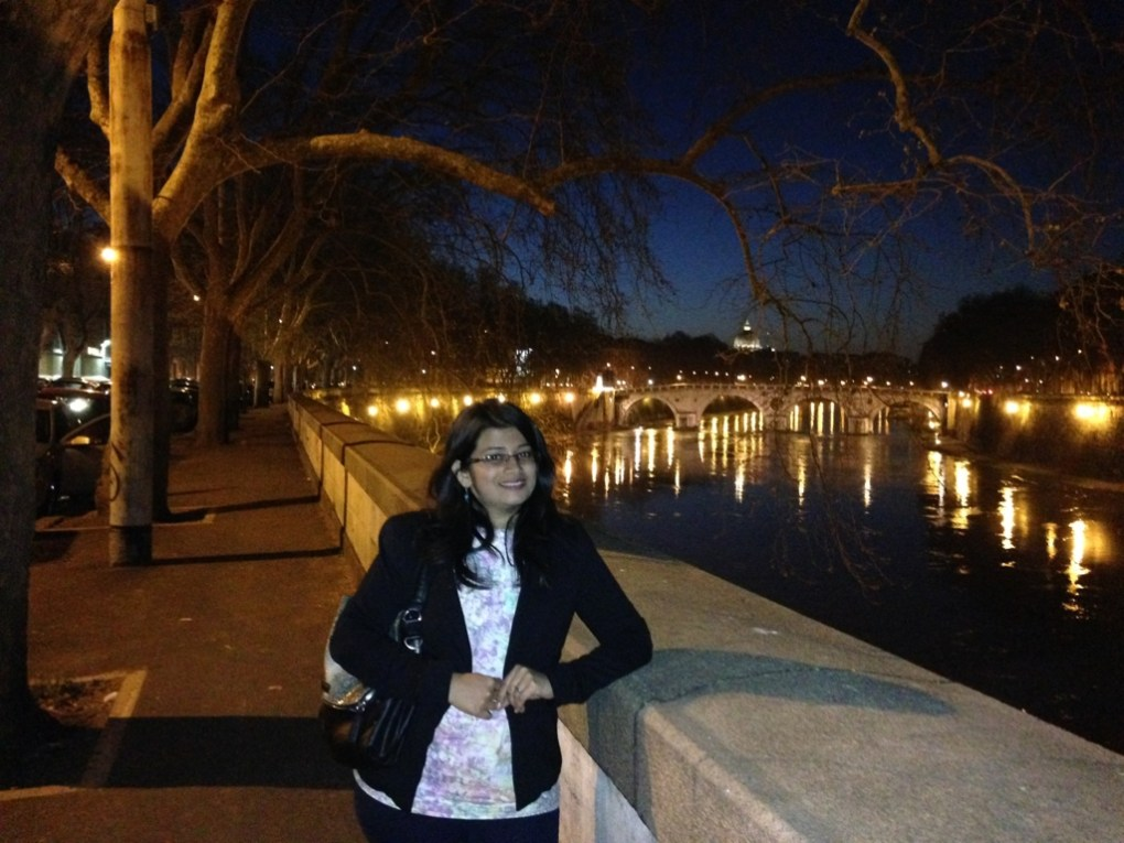 places to visit in rome trastevere tiber river