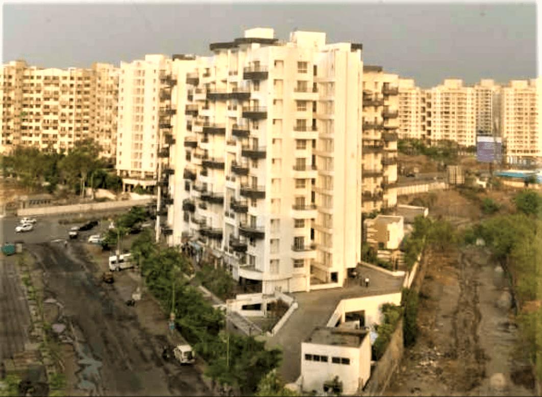 Kharadi, Pune - 76.4%