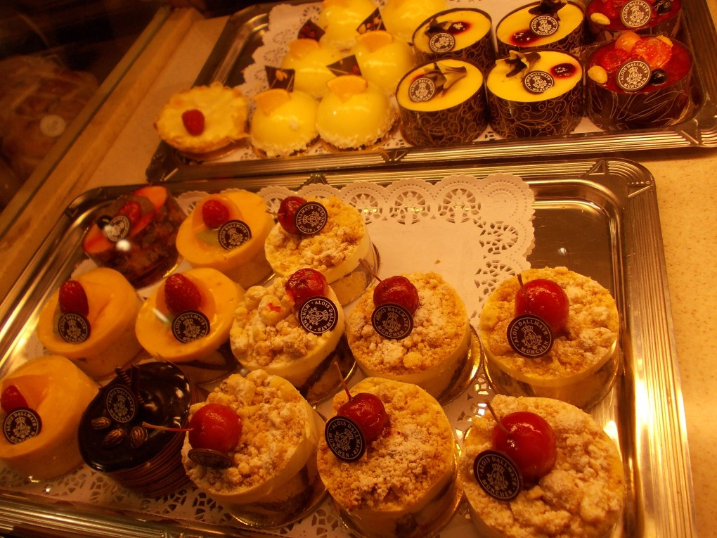 Dallmayr pastries
