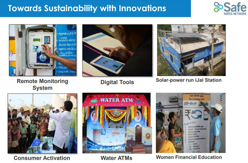 Water workshop Safe Water NGO initiatives
