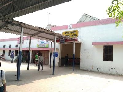 village katipura baghpat UP bagpat road railway station