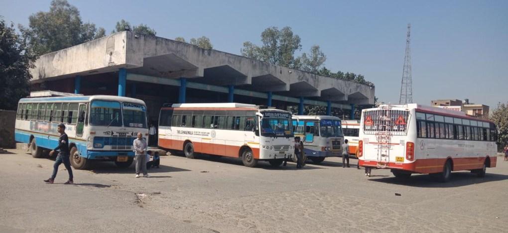 mohal khera narwana bus stand haryana
