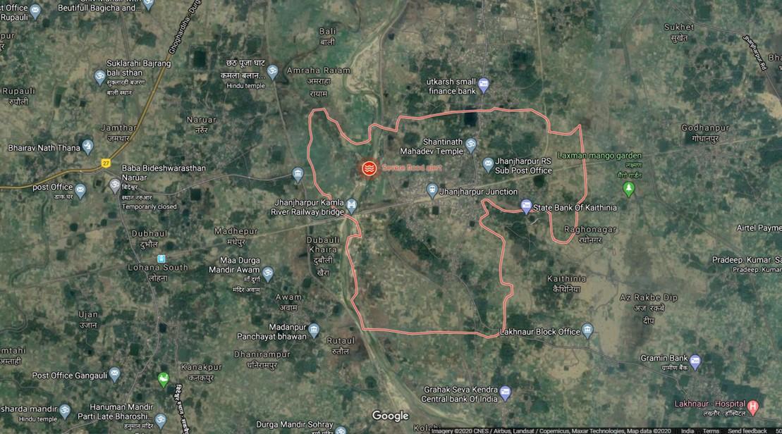 village behat jhanjharpur madhubani bihar