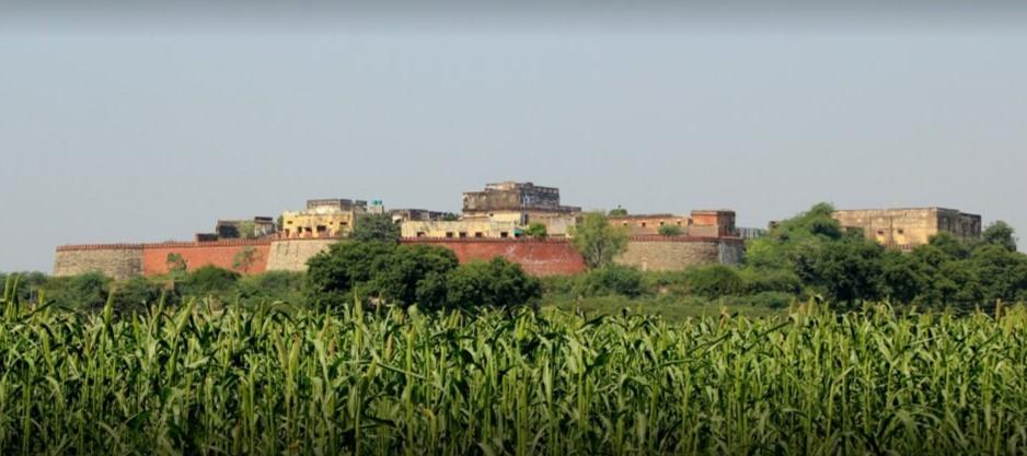 sahori village awagarh fort uttar pradesh
