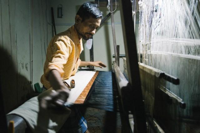 phoolpur village weavers lallapura varanasi