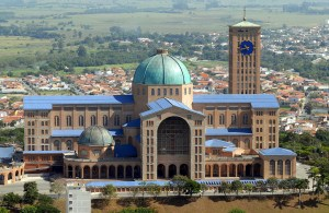 Basilica of the National Shrine of Our Lady of Aparecida, 2007