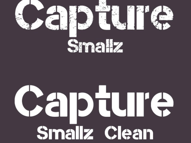 Capture Smallz