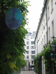 Passage Damoye, Bastille