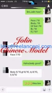 Kl Escort Freelance - Jolin - Local Chinese