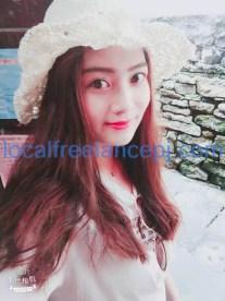 Local Freelance Girl - China - Kai Xin